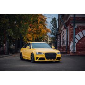 Бампер RS4 для Audi A4 B8.5 и с чего все начиналось