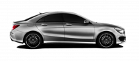 Mercedes-Benz CLA купе