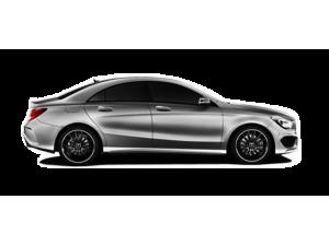 Mercedes-Benz CLA купе